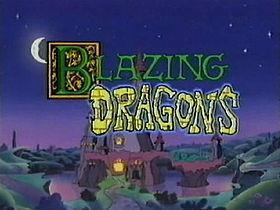 Blazing Dragons (Serie de TV)