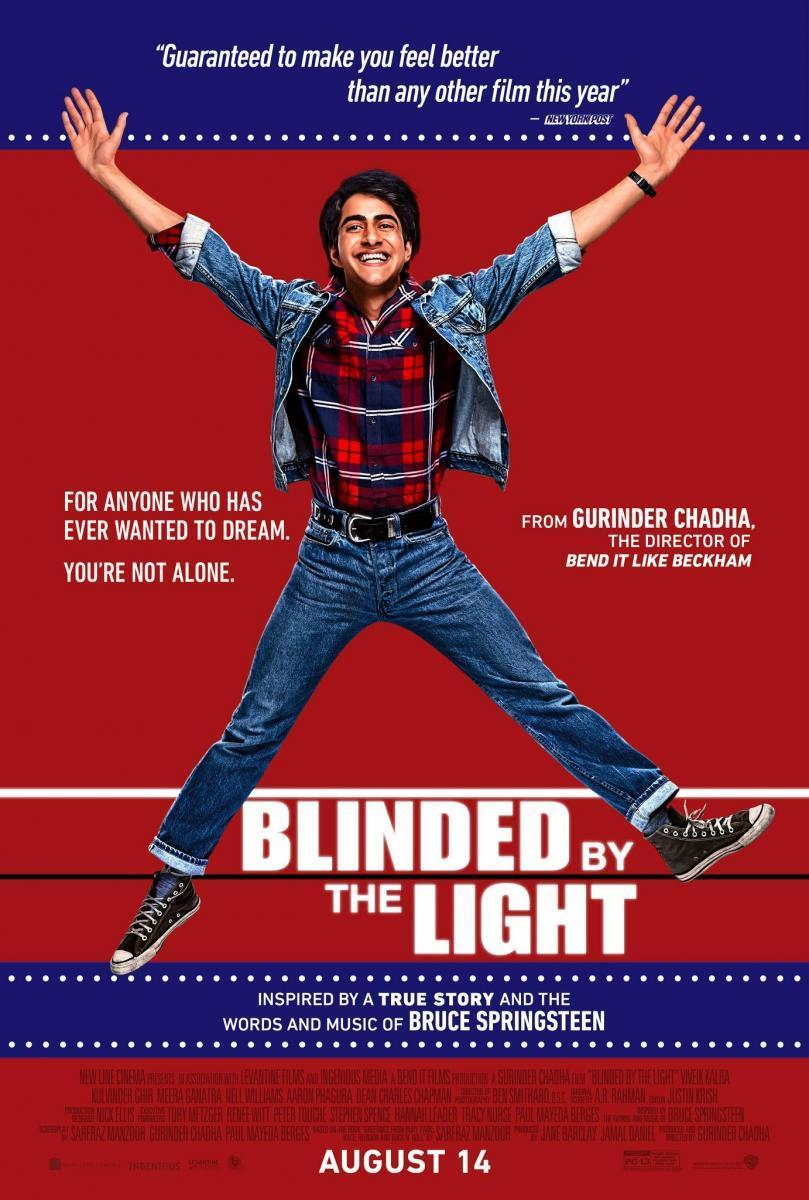 Blinded By The Light (2019) [1080p] [Inglés Sub Es] [MEGA]