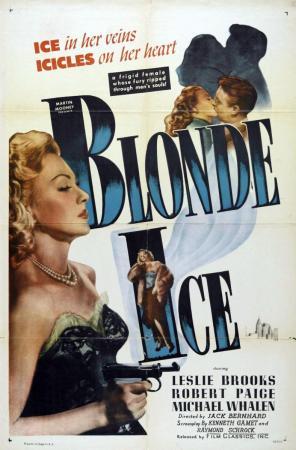 Blonde Ice
