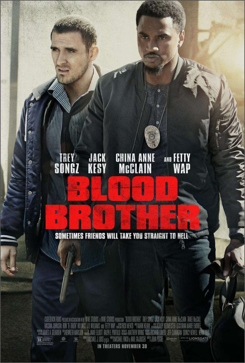 Blood Brother [2017][Latino][1080p][MEGA]
