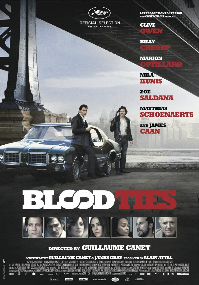 Blood Ties Serien Stream