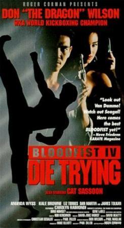 Bloodfist 4: Preparado para morir