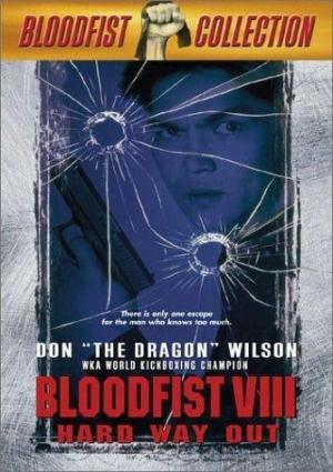 Bloodfist 8: Permiso para matar