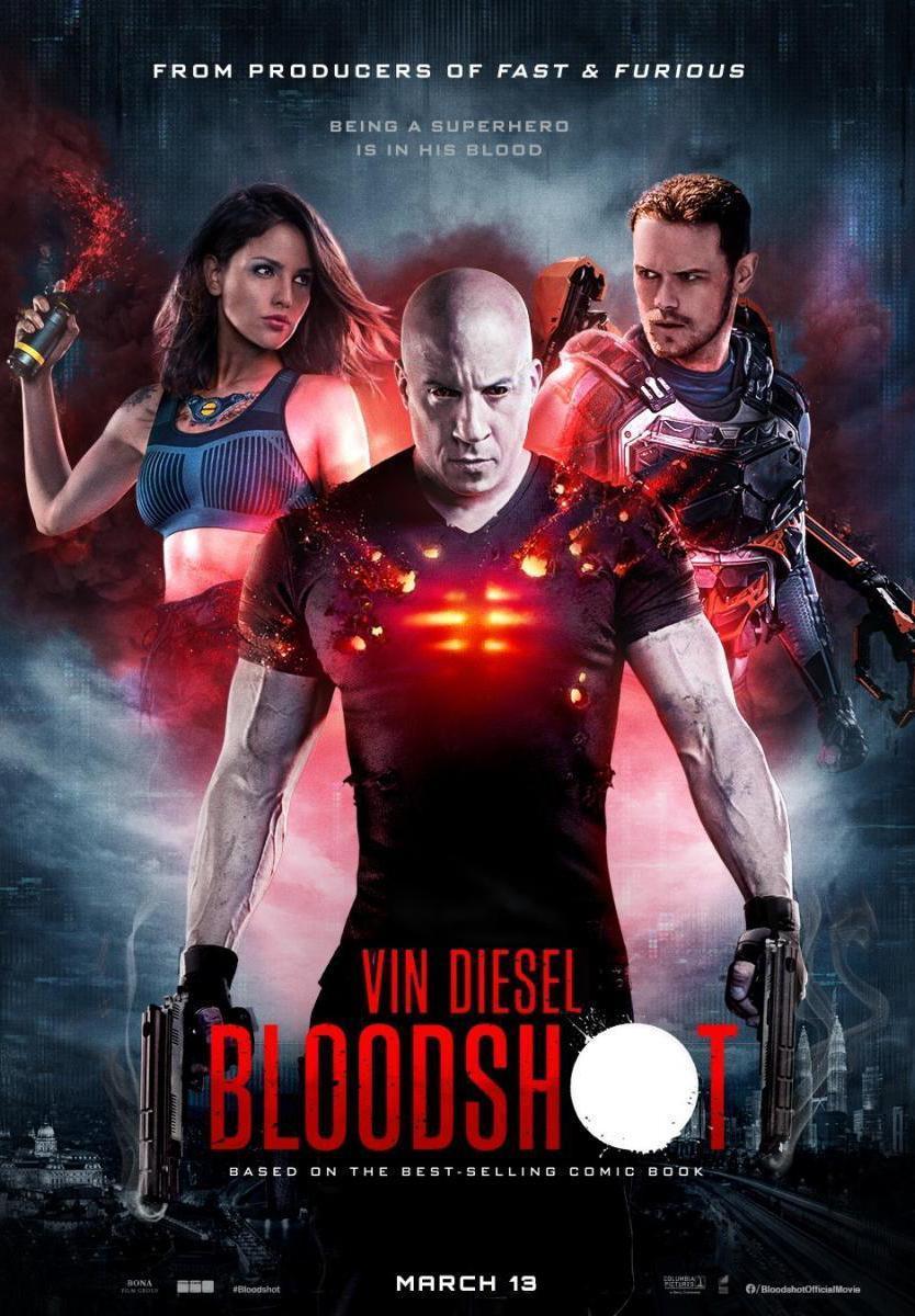 Bloodshot (2020)[Latino][1080p][MEGA]