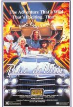 Cadillac azul