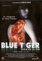 Blue tiger: Furia en la piel