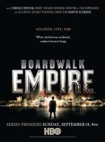 Boardwalk Empire, El imperio del contrabando (Serie de TV)