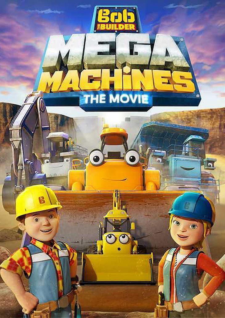 Bob the Builder: Mega Machines (2017) [1080p] [Español-Ingles] [Userscloud]