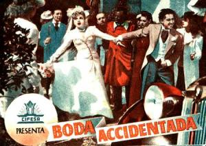 Boda accidentada