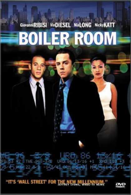 Boiler Room Netflix