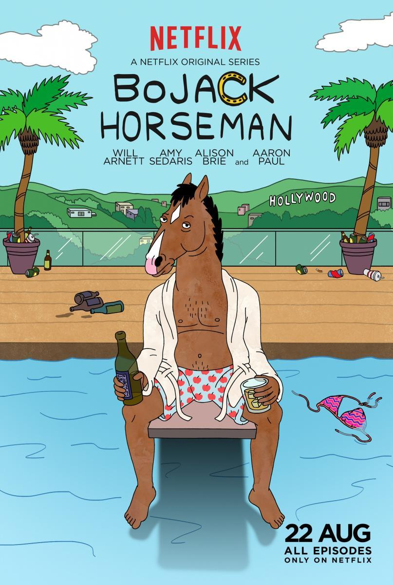 BoJack Horseman (2014) [720p] [Latino] [MEGA]