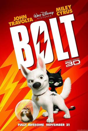 Bolt: Un perro fuera de serie