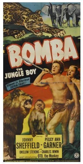 Bomba, el niño de la selva