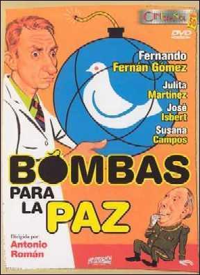Bombas para la paz