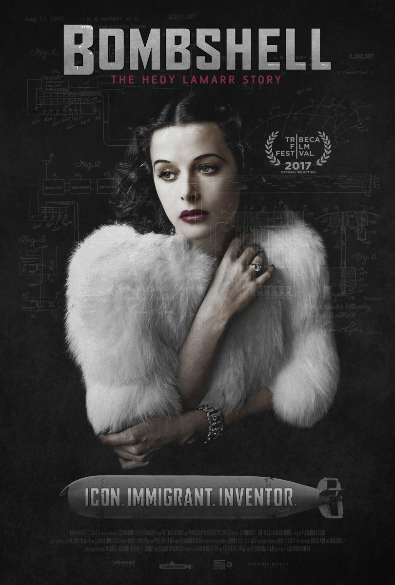 bombshell the hedy lamarr story 2017 filmaffinity. Black Bedroom Furniture Sets. Home Design Ideas