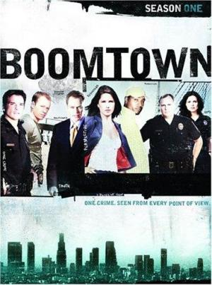 Boomtown (TV Series) (Serie de TV)