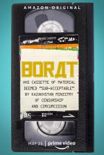 """Borat: VHS Cassette of Material Deemed """"Sub-acceptable"""" by Kazakhstan Ministry of Censorship and Circumcision (S)"""