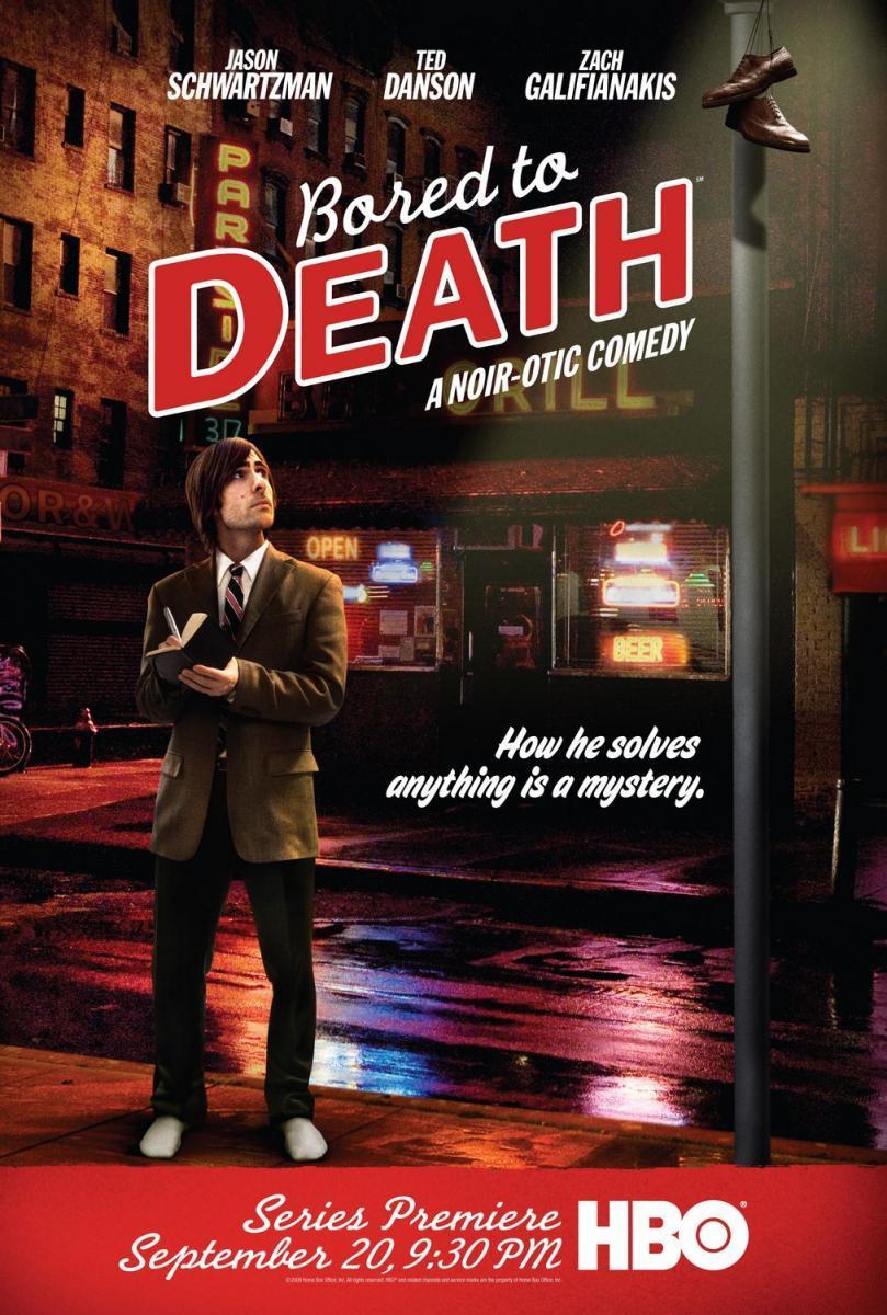 Bored to death serie de tv 2009 filmaffinity for Oficina de infiltrados serie filmaffinity