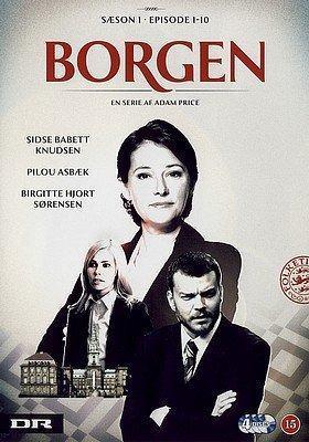 Serie Borgen