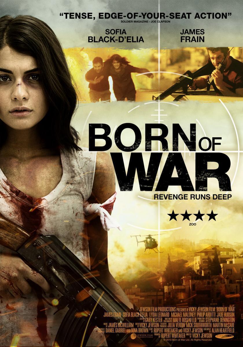 Born Of War Film