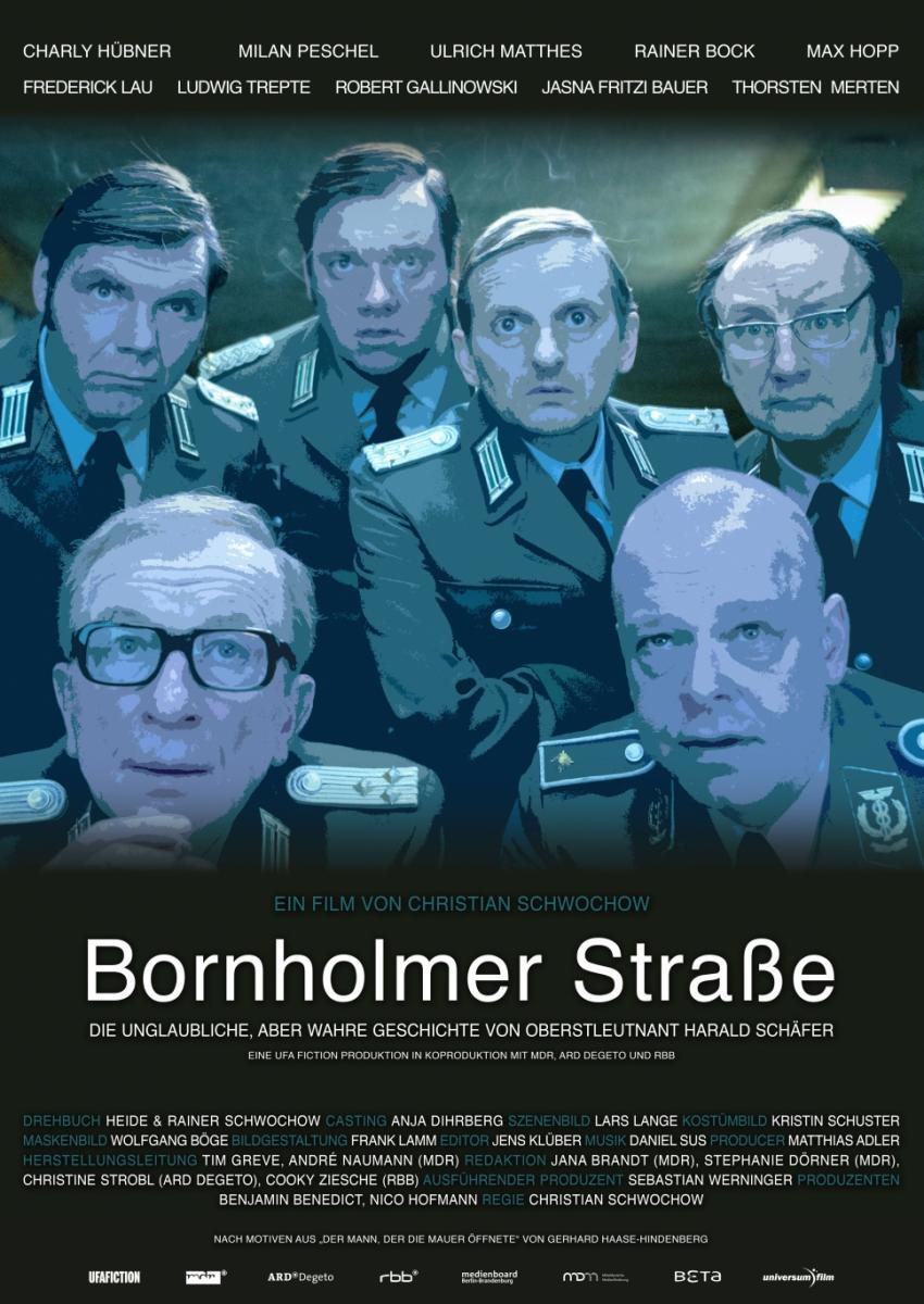 Bornholmer Straße Film Stream