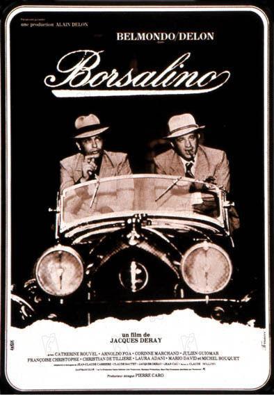 Críticas de Borsalino (1970) - FilmAffinity 49a297fbd54