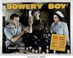 Bowery Boy