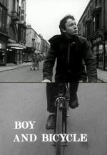 Boy and Bicycle (Boy on a Bicycle) (C)
