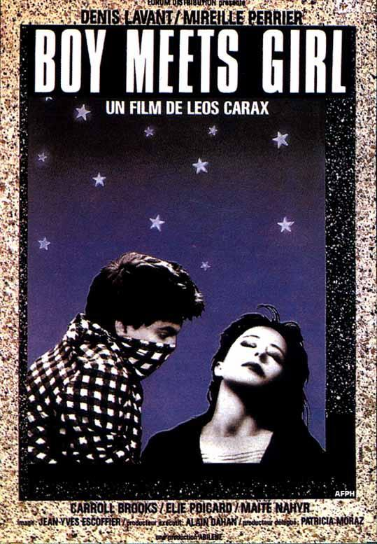 Leos carax chico conoce chica [PUNIQRANDLINE-(au-dating-names.txt) 68