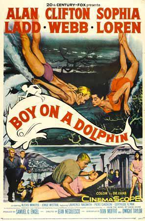 La sirena y el delfín