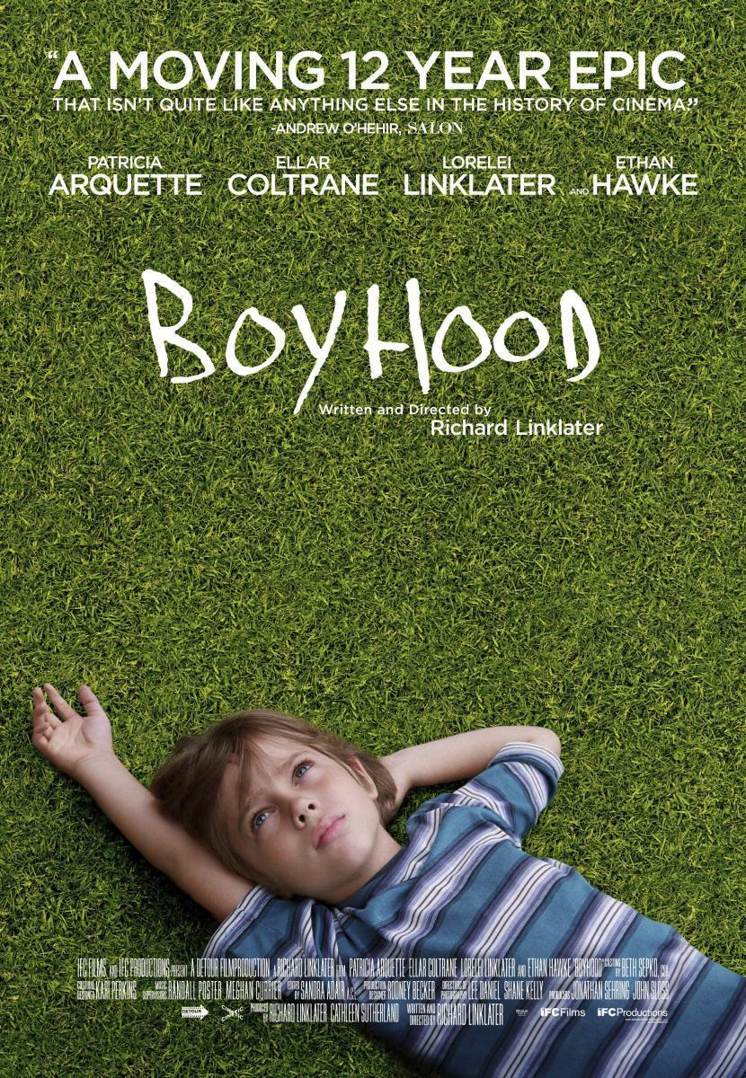 Boyhood (Momentos de una vida) [2014] [1080p BRrip] [Latino-Inglés] [GoogleDrive]