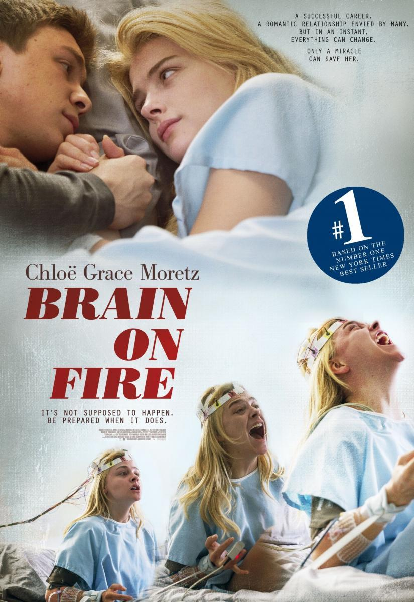 Brain on Fire (2016) Descargar Gratis