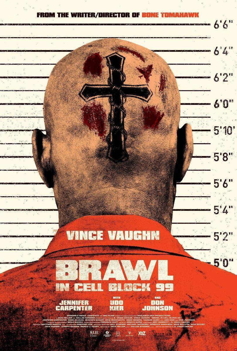 Brawl in Cell Block 99(2018)[Latino] [Google Drive]