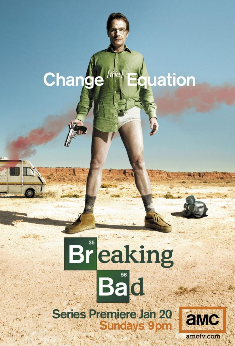 Breaking Bad (TV Series) [720p] [Latino-Ingles] [MEGA]