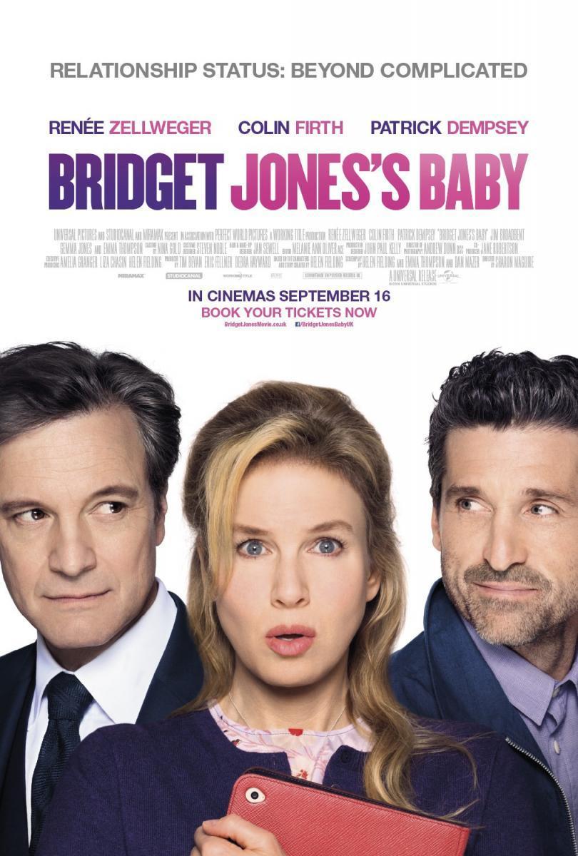 El bebé de Bridget Jones (2016) [1080p] [Latino] [MEGA]