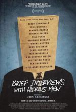 Entrevistas breves con hombres repulsivos