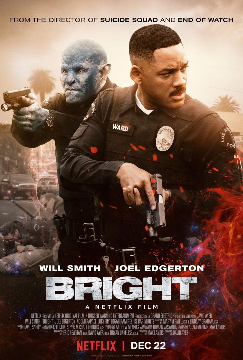 Bright [2017][Español Latino] [1080p][MEGA]