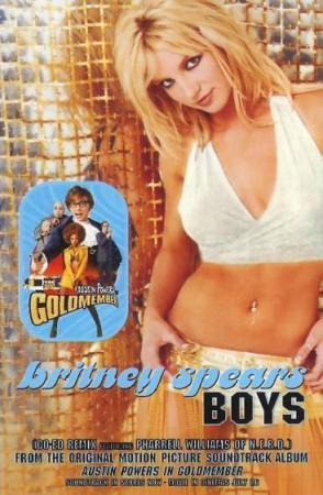 Britney Spears Feat. Pharrell Williams: Boys (Vídeo musical)