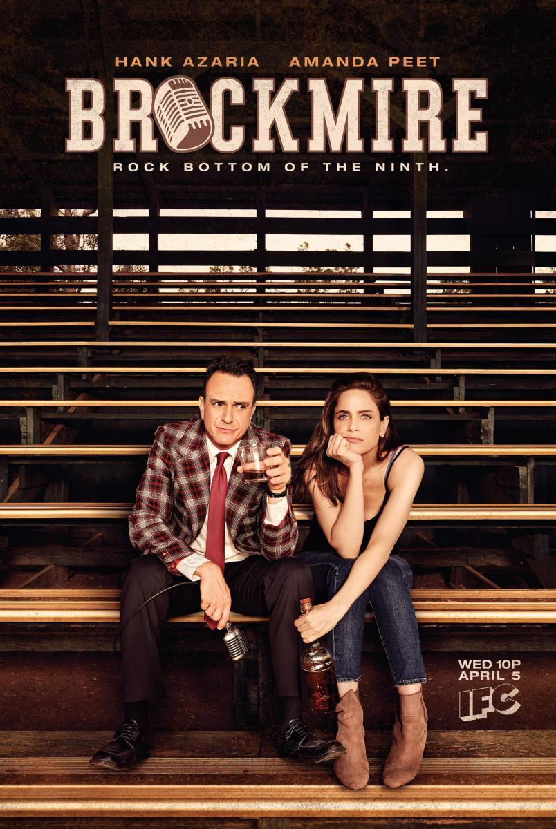 Brockmire serie de tv 2017 filmaffinity for Oficina de infiltrados serie filmaffinity