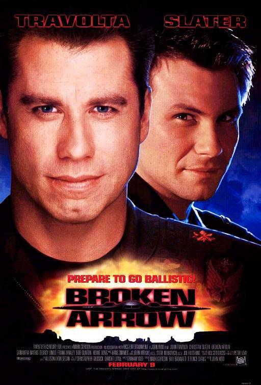 Código: Flecha rota (1996)