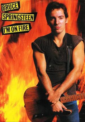 Bruce Springsteen: I'm on Fire (Vídeo musical)