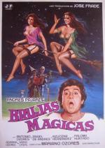 Brujas mágicas