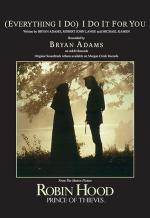 Bryan Adams: (Everything I Do) I Do It for You (Vídeo musical)