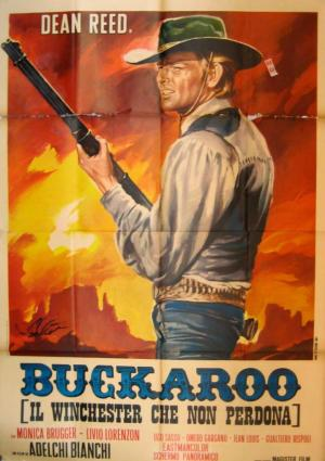 Buckaroo: The Winchester Does Not Forgive