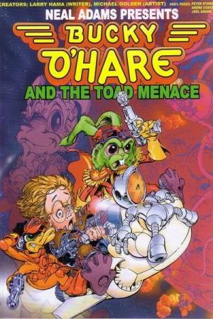 Bucky O'Hare and the Toad Wars (TV Series)