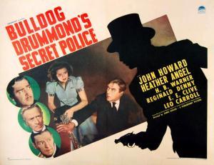 Bulldog Drummond Agente Secreto