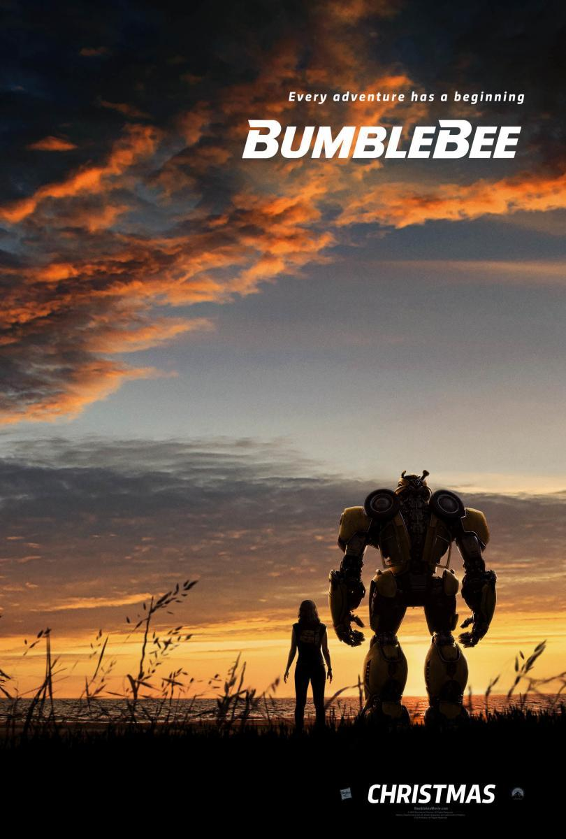 Bumblebee, póster oficial