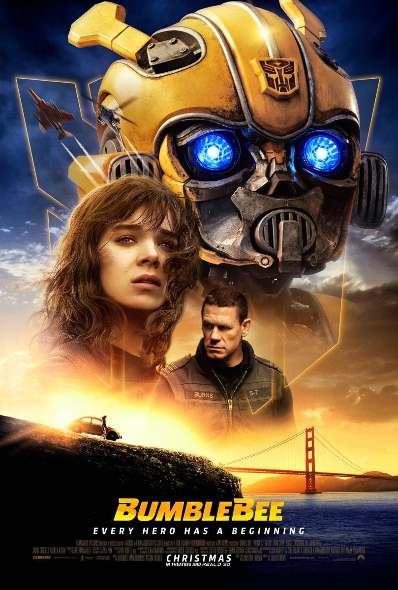 Bumblebee (2018) 4K REMUX 2160p UHD [HDR] Latino [1fichier]