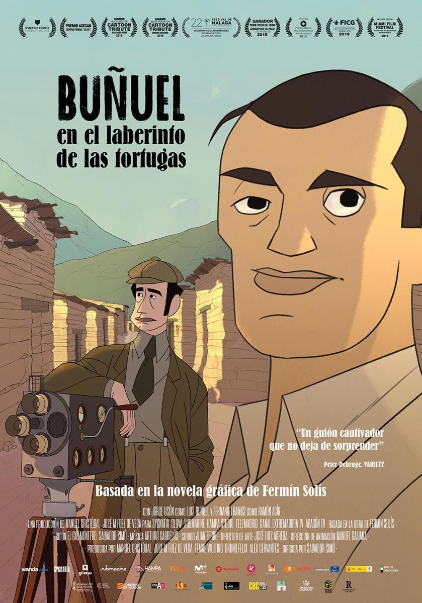 Últimas películas que has visto - (Las votaciones de la liga en el primer post) - Página 11 Bunuel_en_el_laberinto_de_las_tortugas-634842857-large