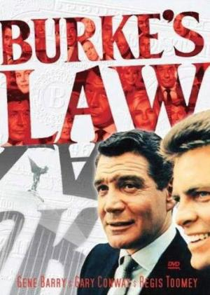 Burke's Law (Amos Burke, Secret Agent) (Serie de TV)